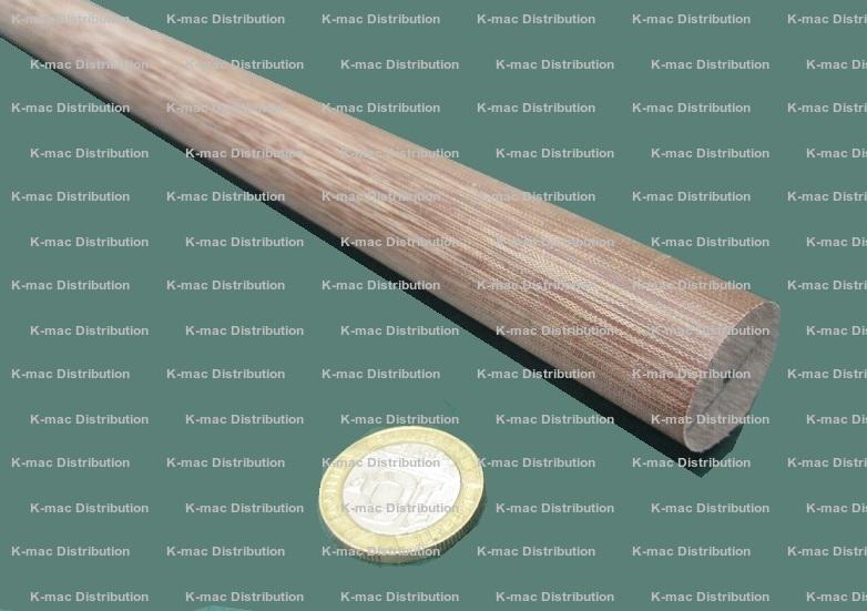 "1 1//2/"" 1.50/"" Phenolic Garolite Linen Phenolic LE Rod Diameter  x 48/"" Length"