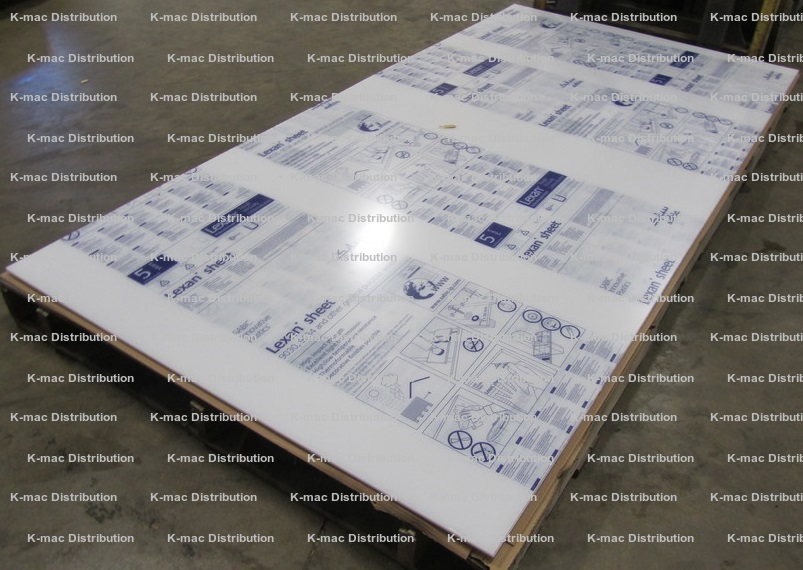 Polycarbonate Lexan® 9034 Sheets,  062 to  500 inch thickness