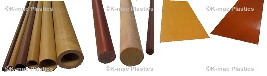 Paper Phenolic Rods, Sheets and Tubes