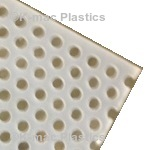 pvc sheets with hole